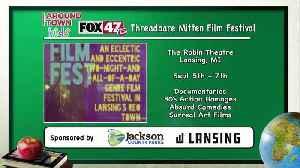 Around Town Kids - Threadbare Mitten Film Festival - 9/6/19 [Video]