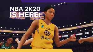 Three big things to expect from 'NBA 2k20' [Video]