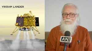 Chandrayaan 2: Soft landing is crucial, says former ISRO scientist Nambi [Video]