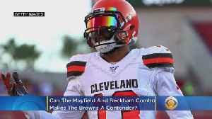 Can Mayfield, Beckham Make The Cleveland Browns A Contender? [Video]
