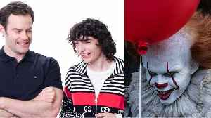 The Cast of 'IT Chapter Two' Recaps the First Movie [Video]