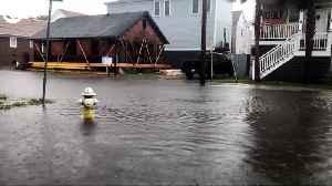 WEB EXTRA: Flooding From Dorian In South Carolina [Video]