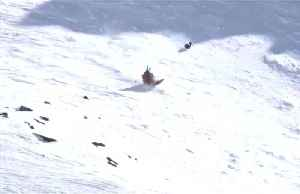 American skier suffers spectacular 'Tomahawk' wipe out in New Zealand [Video]