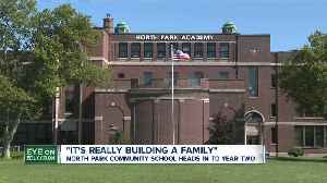 North Park Community School heads into second year [Video]
