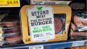More Plant-Based Meat Ready To Compete With Beyond Meat [Video]