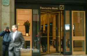 Exclusive: US finds possible Deutsche Bank control issues [Video]
