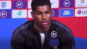 Marcus Rashford calls on social media platforms to help stop racism [Video]