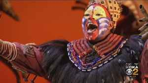 The Lion King Live Comes To Pittsburgh, Behind The Scenes [Video]