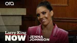 Dancer Jenna Johnson shares how she initially got into dancing [Video]