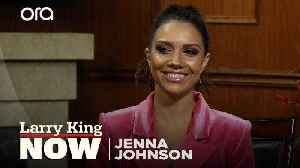 Professional dancer Jenna Johnson on the grueling schedule of 'DWTS' [Video]