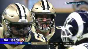 New Orleans Saints moving on from NFC Championship Game heartbreak [Video]