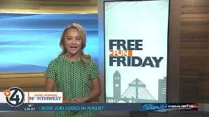 Free Fun Friday for Sept. 6, 2019 [Video]
