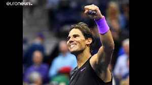 'King of Clay' Rafael Nadal to face Russia's Daniil Medvedev in his 5th US Open final [Video]