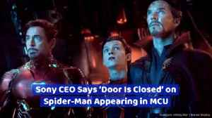 Sony CEO Comments On Spider-Man [Video]