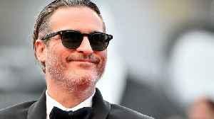 Joaquin Phoenix's 'Joker' Takes Home Golden Lion At Venice Film Festival [Video]