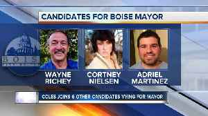 Seven candidates vying for Boise Mayor [Video]