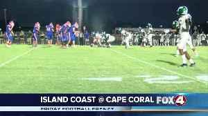 Island Coast Gators at Cape Coral Seahawks [Video]