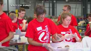 Thousands To Give Back On Xcel Energy Day Of Service [Video]