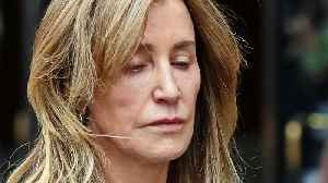 News video: Felicity Huffman Pleads With Judge For No Jail Time