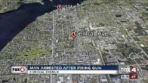Fort Myers Police arrest man after firing a gun [Video]