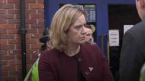 News video: Amber Rudd resigns from Cabinet and surrenders Tory whip