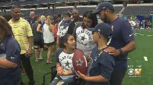 North Texans Prepare For First Cowboy Game Of The Season [Video]