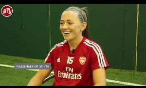 This Or That With Katie McCabe (Arsenal Ladies) Ft Pippa Monique [Video]