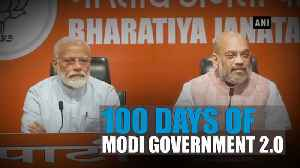 100 Days of Modi government 2.0: The 5 big decisions [Video]