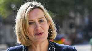 'I Cannot Stand By'': Amber Rudd Resigns Over Boris Johnson's Mass Firings
