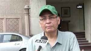 Will be difficult to replace high spirited person like Ram Jethmalani Abhishek Singhvi [Video]