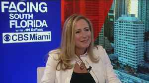 Facing South Florida: 1-On-1 With Congresswoman Debbie Mucarsel-Powell [Video]