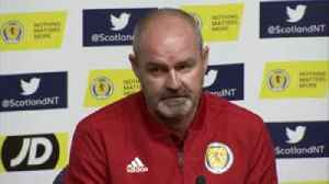 Clarke: No issues in Scotland squad [Video]