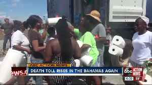 News video: Death toll rises to 44 in Bahamas