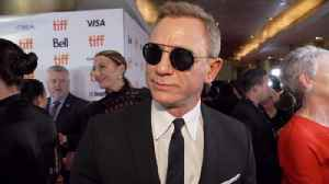 'Knives Out' Premiere: Daniel Craig [Video]