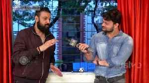 Dabangg 3 Actor Santosh Shukla On His Bonding With Salman Khan, Nepotism | EXCLUSIVE [Video]