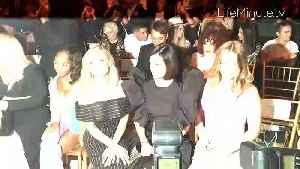 Ashley Graham, Alicia Silverstone, Meghan Trainor, Lucy Liu and Sarah Michelle Geller at Christian Siriano Spring 2020 [Video]