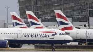British Airways Cancels Almost All Flights Over Pilot Strike [Video]