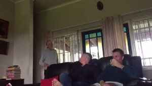 Grandmother Surprised After Cancer Diagnosis [Video]