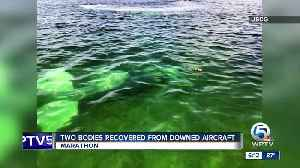 Coast Guard recovers 2 bodies from downed airplane in Florida Keys [Video]