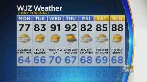 Meteorologist Chelsea Ingram Has Your Sunday Night Forecast [Video]