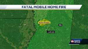 Man, 65, dies in Yazoo County mobile home fire [Video]