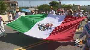Heritage And History Celebrated At Mexican Independence Day Parade [Video]