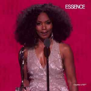 News video: Angela Bassett Accepts the Icon Award During the 2019 Black Girls Rock Awards