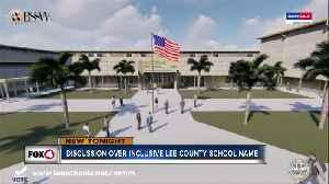One week to vote on new MMM High School in Lee County [Video]