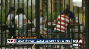 One week left to vote on new High School 'MMM' in Lee County [Video]