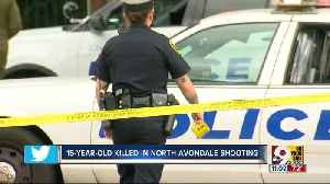 Teen dead, man injured in North Avondale shooting Sunday evening [Video]