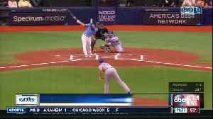Tyler Glasnow strikes out 5 in return from injury, Tampa Bay Rays beat sinking Toronto Blue Jays [Video]