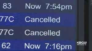 Frustrations Mount At SFO As Runway Construction Delays, Cancels Flights [Video]