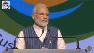 'World should join India in putting an end to single-use plastic': PM Modi [Video]