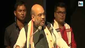 News video: Article 371 will not be tampered with: Amit Shah at NEDA meet